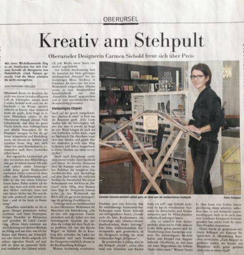 Taunus Zeitung, Ausgabe vom 07.02.2017  S. 11